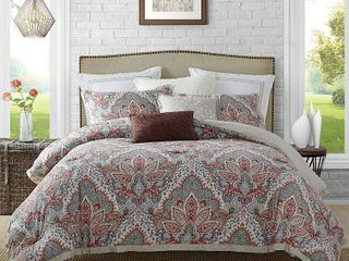 Ellen Tracy Upton Park 5 Pc  Comforter set Bedding