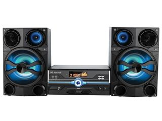 Supersonic IQ Sound IQ9000BT Hi Fi Multimedia Audio System