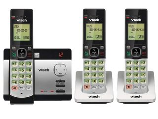 VTech 3 Handset Answering System with Caller ID