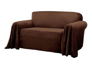 P Kaufmann Home Mason Throw loveseat Furniture Cover