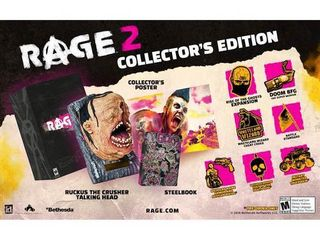 Rage 2  Collector s Edition   Xbox One