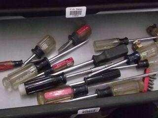 craftsman screwdriver lot