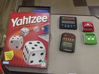 Yahtzee   electric poker games