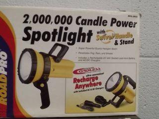 2 000 000 candle power spotlight
