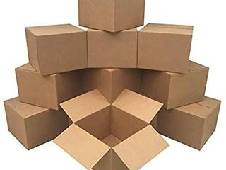 uBoxes 12 large Moving Boxes 20x20x15 inches Packing Cardboard Boxes