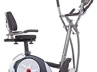 Body Champ 3 in 1 Exercise Machine  Trio Trainer Plus Two