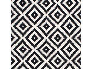 nuloom Harmony Contemporary Kellee Black 4  x 6  Area Rug