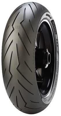 190 55ZR 17  75W  Pirelli Diablo Rosso 3 Rear Motorcycle Tire for KTM 1190 RC8 2008 2011