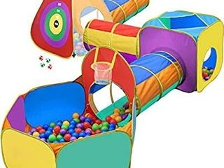 Gift For Toddler Boys girls  Ball Pit play Tent And Tunnels For Kids target Game