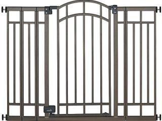 Summer Infant Multi Use Bronze Deco Extra Tall Walk Thru Gate