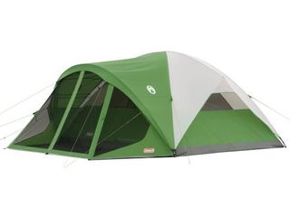 Coleman Evanston 8 Person Tent with Screen Room