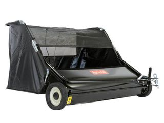 Agri Fab  Inc  26 Cu Ft  Capacity Tow Behind lawn Sweeper Model  45 0546