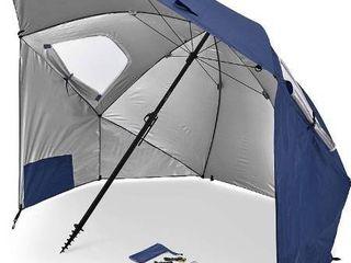 Sport Brella Premiere Xl UPF 50  Umbrella Shelter for Sun and Rain Protection  9 Foot