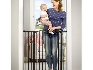 Regalo Extra Tall Bronze Arched DAccor Baby Safety Gate