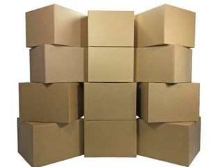UBOXES large Moving Boxes 20 x 20 x 15 Inches Boxes for Moving  BOXBUNDlAR12