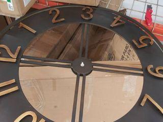 Clock no hands