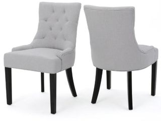 2 Dining chairs 54181