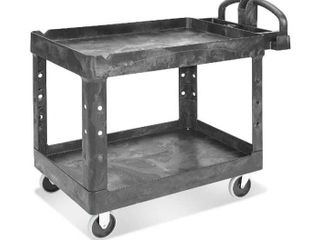 Rubbermaid commercial heavy duty utility cart