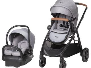 Infant Maxi Cosi Zelia Max 5 In 1 Modular Travel System  Size One Size   Grey