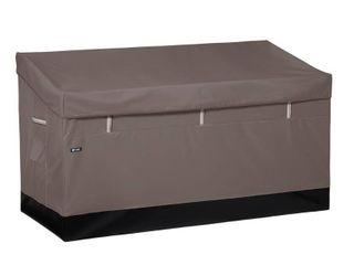 Classic Accessories Ravenna Water Resistant 162 Gallon Deck Box cover