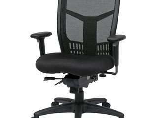 Proline II ProGrid High Back Chair  Black