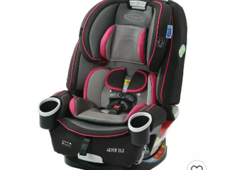 Graco 4Ever DlX 4 in 1 Car Seat    Not Inspected