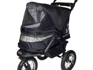 Pet Gear NV NO Zip Pet Stroller   Dalmation  Black White   Not Inspected