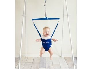 jolly jumper   stand for jumpers and rockers   baby exerciser   baby jumper   Not Inspected