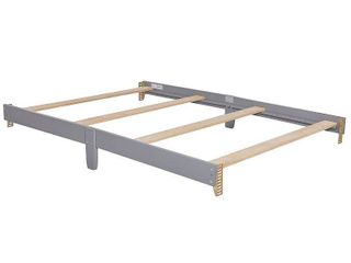 Dream On Me Universal Bed Rail Steel Grey