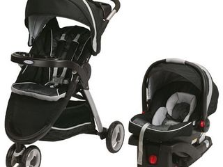 Graco FastAction Fold Sport Click Connect Travel System  Gotham