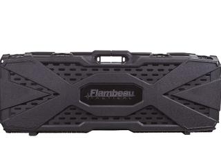 Flambeau Outdoors 6500AR AR Tactical Gun Case W  Zerust   40 x 12 x 4  Hard Gun Case