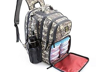 2020 UPGRADED 519 Fitness Backpack