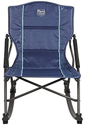 Timber Ridge Catalpa Relax   Rock Chair  Blue