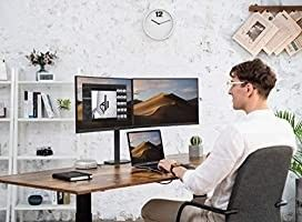 Slypnos Full Motion Dual Monitor mount