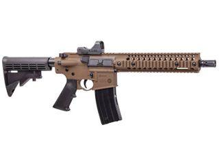 Crosman R1 Full Auto Bb Air Rifle With Red Dot Sight   0 177 Cal Blazing fast F