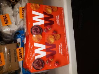 WW BBQ Potato Crisps 2 pack
