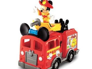 Fisher Price Disney s Mickey s Fire Truck