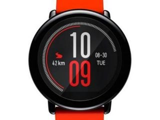Amazfit Pace GPS enabled Smartwatch   Red