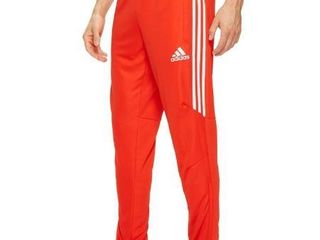 adidas   Tiro  17 Pants  Red White White  Men s Workout Xl