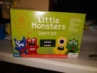 little Mosters Craft Kit
