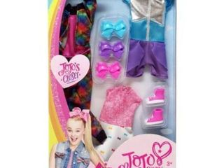 Nickelodeon JoJo Siwa Dreamy Fashion set