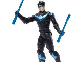 2 Pack Batman Missions Nightwing Figure