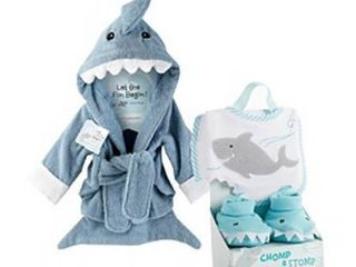 Baby Aspen reg  Shark Bundle Set