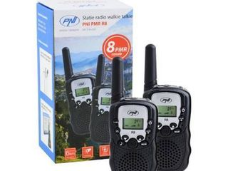 Zero   Walkie talkie Set set Of 2 Radio Phones Ex Display