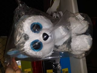 Ty Beanie Boos Buddies Slush Husky large Plush