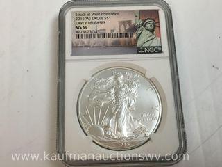 Lifetime Coin Collection