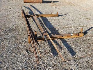 Misc  7 8  Sucker Rod  Flat Strap  Angle Iron