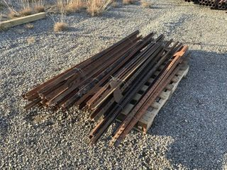Pallet of T  Post approx 50ct