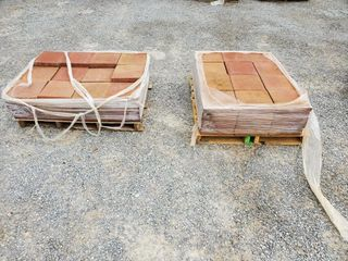 2   Pallets of 12  Pavers