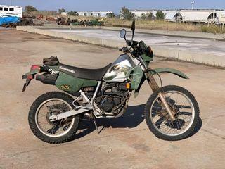 2001 Kawasaki K2D